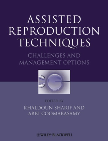 An international IVF textbook by Dr Khaldoun Sharif